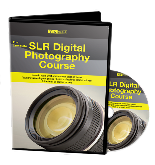 TIS Media - The Complete SLR Digital Photography Course