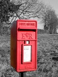 Royal Mail postbox