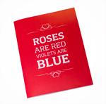 valentine's day mailer