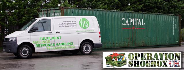 van-container